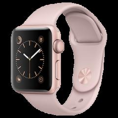 Apple Watch S3 GPS, 38mm viền nhôm, dây màu hồng