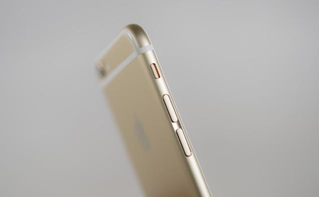 Thiết kế điện thoại iPhone 6