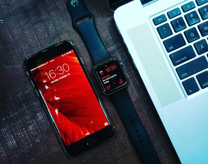 Tương thích dễ dàng với các thiết bị của Apple