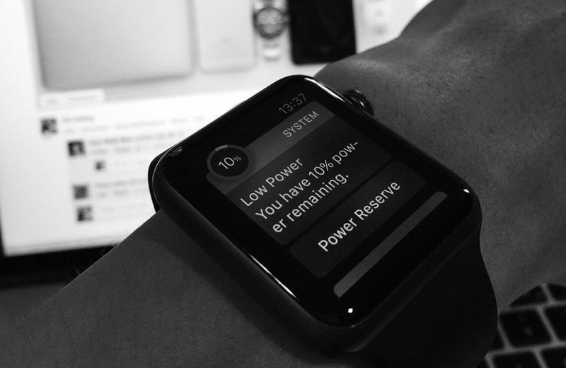 Apple Watch Edition 42mm - Theo bạn cả ngày dài