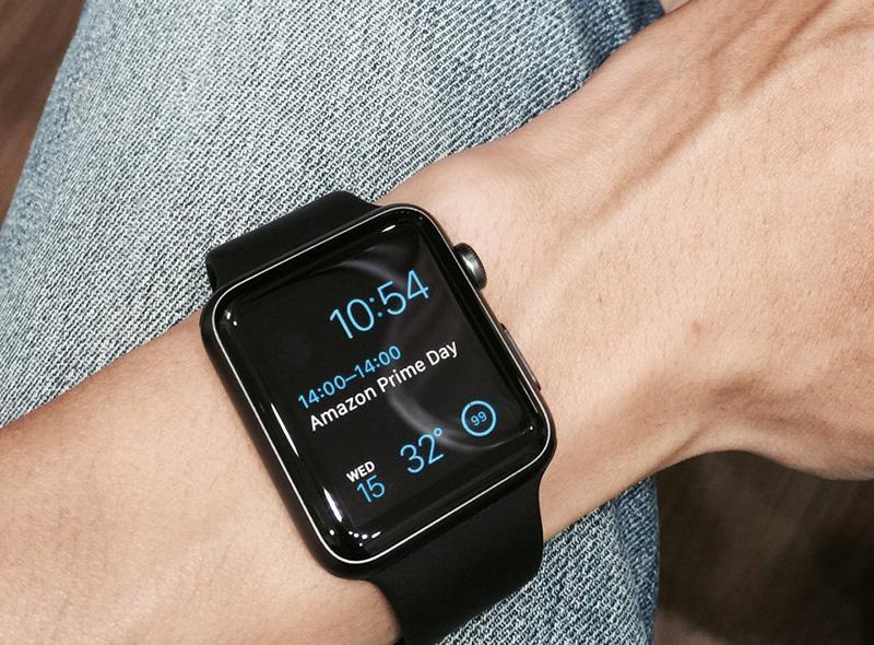 Apple Watch Edition 42mm - Màn hình hiển thị đẹp