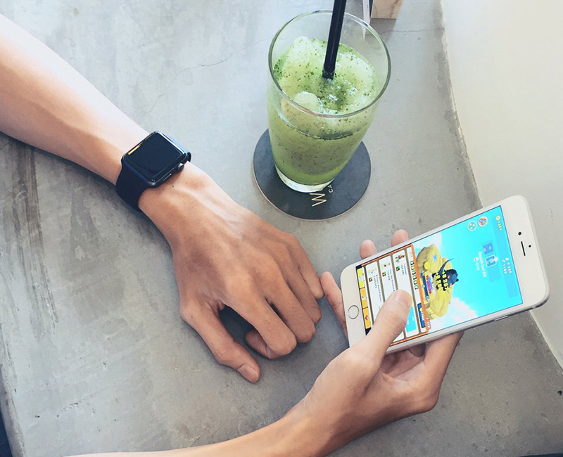 Apple Watch Edition 42mm - Dây đeo thoải mái