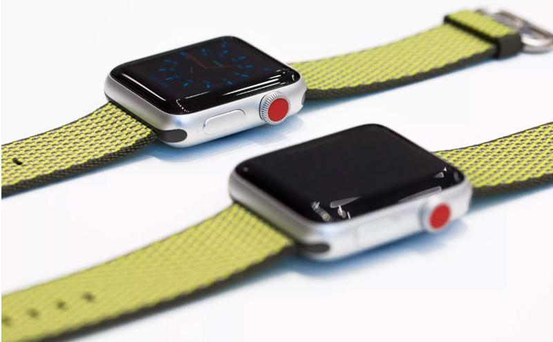 Đồng hồ Apple Watch 3 có gắn SIM - Trang bị chip vi xử lý dual-core hoàn toàn mới W2