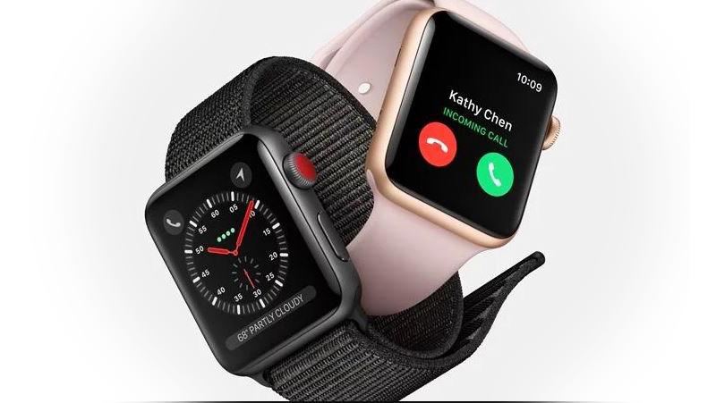 Đồng hồ Apple Watch 3 có gắn SIM - Sản phẩm chú trọng thêm về mặt thẩm mỹ