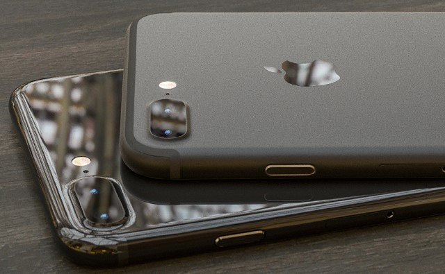 Diện mạo mới của điện thoại iPhone 7 Plus
