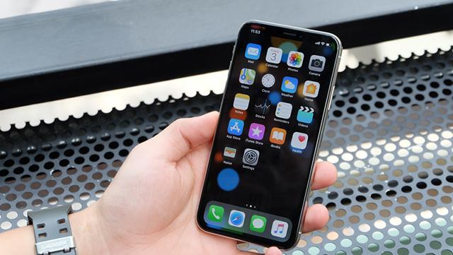 Thiết kế đột phá của điện thoại iPhone X