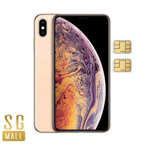 Kết quả hình ảnh cho iPhone XS Max 64GB 2 SIM
